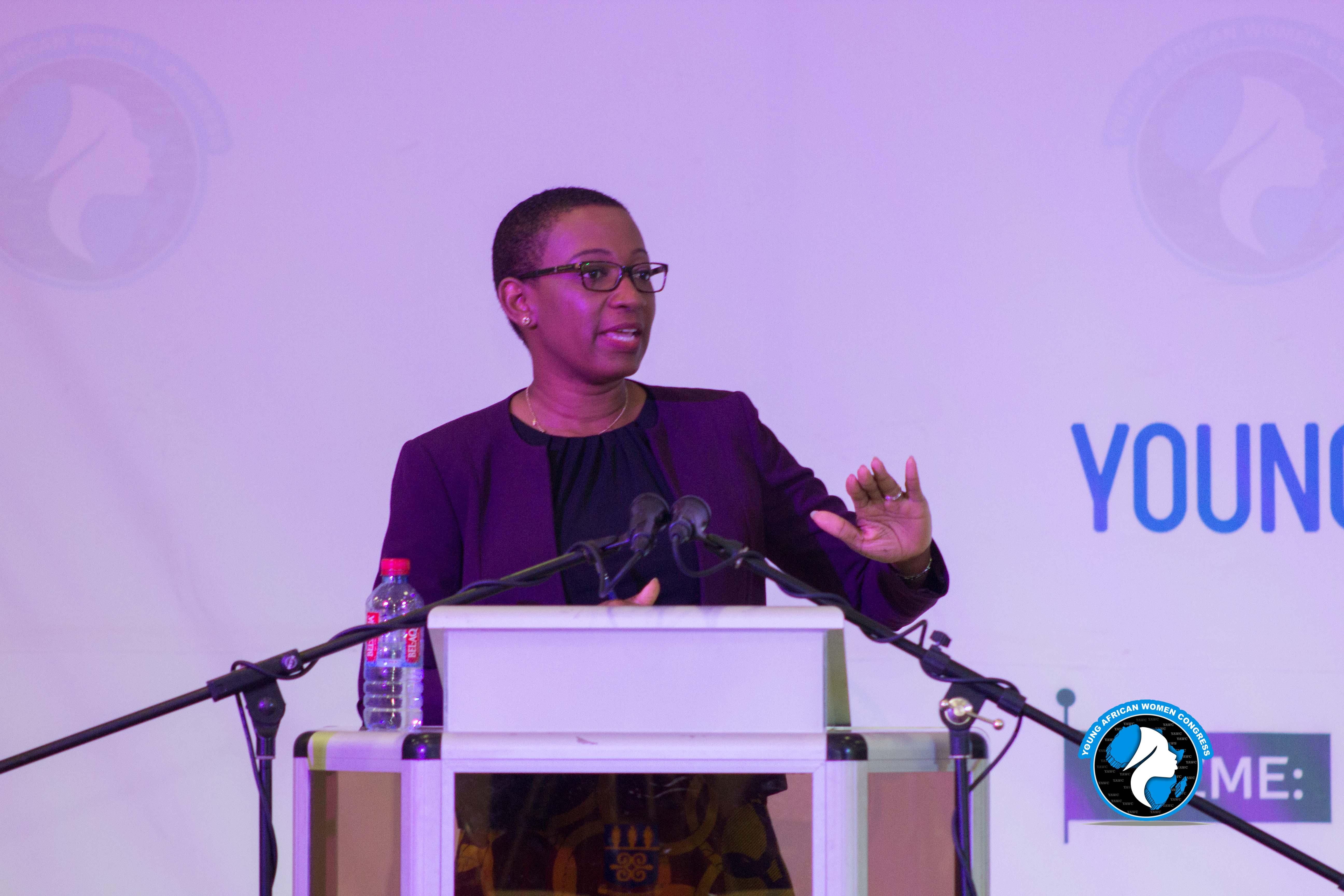 Prof. Josephine Dawuni Howard University delivers keynote