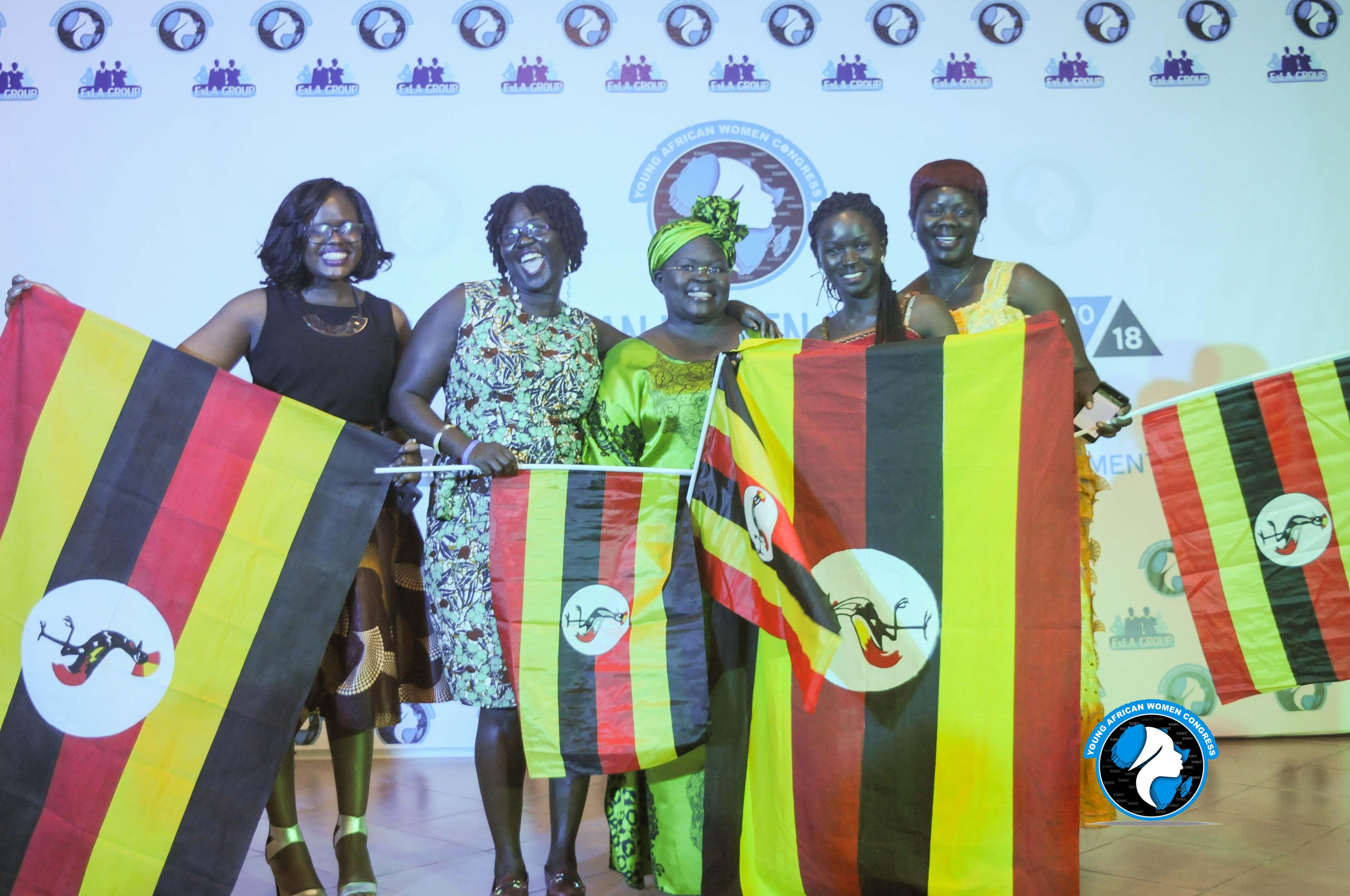 Ugandan Representation