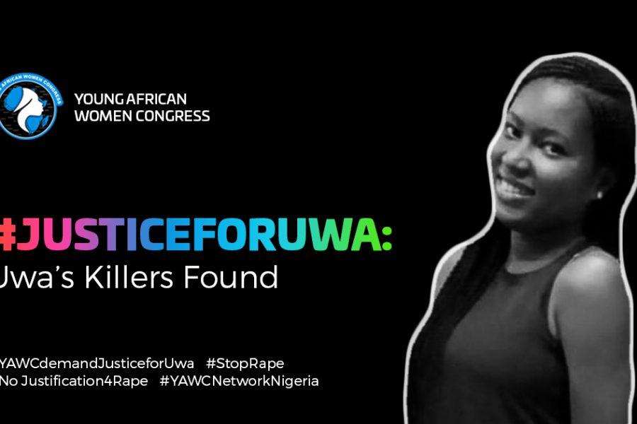 #justice4uwa:Uwa's Killers Found