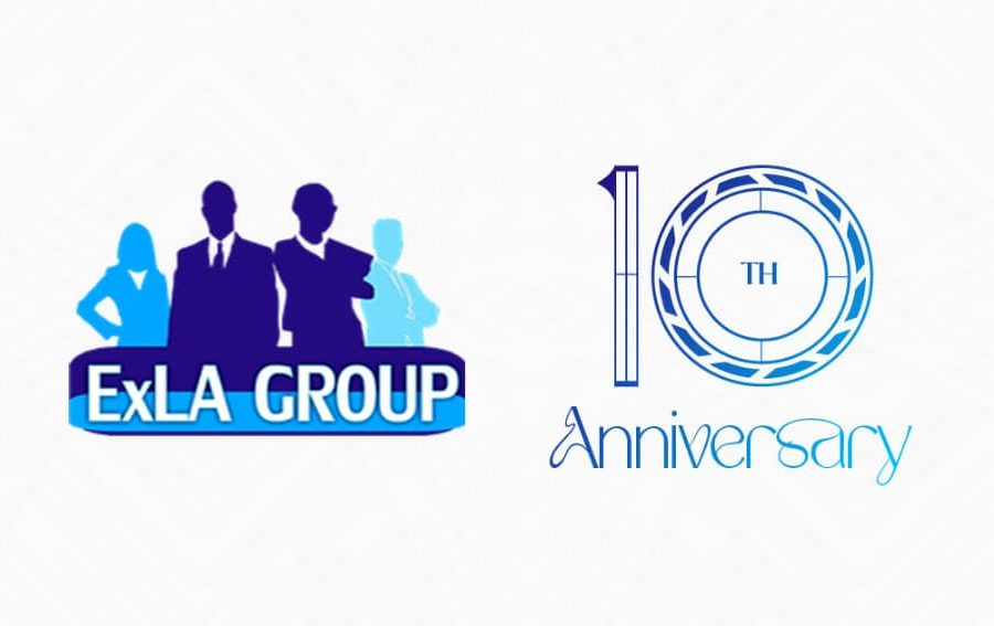 ExLA Group Celebrates 10th Anniversary